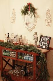 rustic holiday decor upbeat soles florida fashion blog