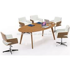oval conference table office desk beautiful looking with solid