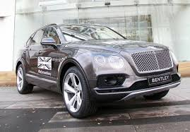 rolls royce cullinan vs bentley bentayga bentley bentayga news and information 4wheelsnews com