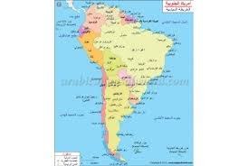 south america map buy america political map 100 images political map of america