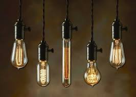 Light Bulbs For Pendant Lights The Edison Bulb Illuminating Trend Or Overexposed Lighting Curbed