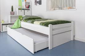 Single Bed Frame Single Bed Easy Sleep K1 1h Incl Trundle Bed Frame And Cover