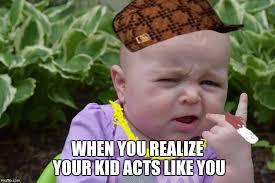 Gangster Baby Meme - gangster baby imgflip