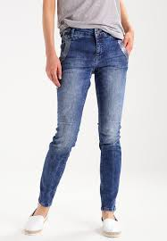 mos mosh bukser mos mosh etta glam blue relaxed fit light blue denim