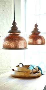 Copper Kitchen Light Fixtures Copper Fixtures Drop Light For Kitchen Awesome Lights Copper