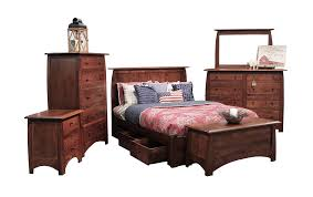 Amish Made Bedroom Furniture by Amish Bedroom Sets From Dutchcrafters Amish Furniture