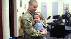 Home by My Fav Best Soldiers Coming Home Moments Youtube