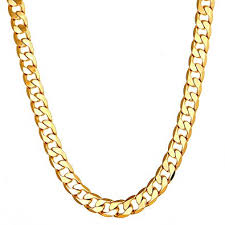 mens jewelry necklace chain images Followmoon 18k gold plated necklace chain mens jewelry jpg