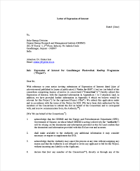 letter of interest formats cover letter example business analyst
