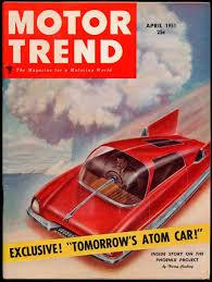 ford nucleon darran on tomorrow s atom car 1951
