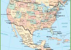 map usa southwest map of usa with mexico 1 usa and mexico 235x165 jpg