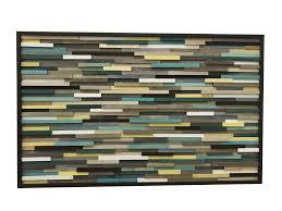 wood wall reclaimed wood sculpture modern 3d artwork