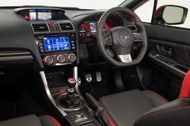 2016 subaru forester interior 2016 subaru wrx u0026 sti on sale in australia from 38 990