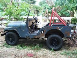 purple jeep cj 1955 cj5 restoration ecj5