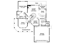 spanish style house plans villa real 11 067 associated designs