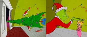 grinch christmas tree retro daze article