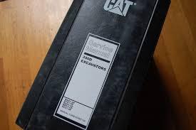cat caterpillar 390d excavator repair shop service manual trackhoe