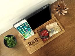 wood anniversary gift ideas for him 5th anniversary gift wood anniversary wood station