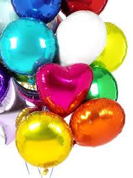 metallic balloons foil balloons osome moments