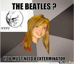 Musically Oblivious 8th Grader Meme - rmx musically oblivious 8th grader by xxjadehardylovexx meme center