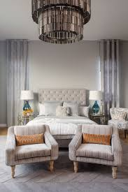 tufted headboard king in bedroom contemporary with king size