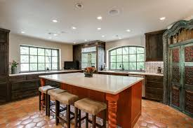 kitchen spanish style backsplash modern kitchen cabinet doors