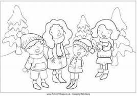 christmas carols theme