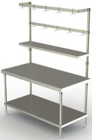 stainless steel table with shelves benches work tables stainless steel benches stainless steel work