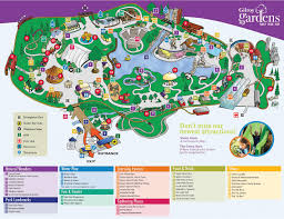 Map Of Orlando Theme Parks by Gilroy Gardens Family Theme Park Thrillz The Ultimate Theme