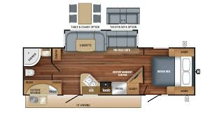 jayco white hawk 27rb travel trailer floor plan
