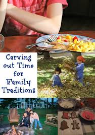 creating family traditions edventures with