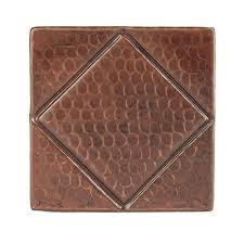 Backsplash Copper Tile From Lowes Canada - Copper tiles backsplash
