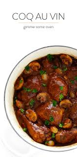 cuisiner du coq coq au vin recette cuisiner viande en sauce et viande