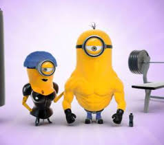 download free minion gym wallpapers mobile phone
