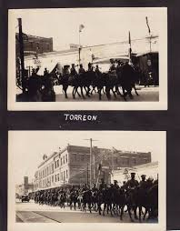 3 5 x5 photo album nine original black and white photographs of soldiers in torreon