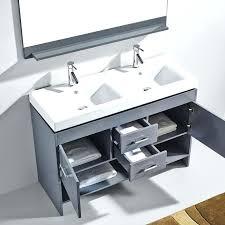 48 Bathroom Vanity Top Vanities 48 Double Sink Vanity Top 48 Double Sink Vanity Virtu