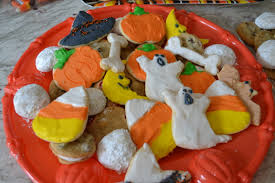 Sugar Cookie Halloween by My Cookie Recipes In Taste Of Home Magazine