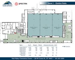 view our floor plans utah valley convention center