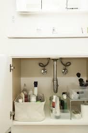 Bathroom Sink Organization Ideas Ideas Under The Bathroom Sink Organizer Bathroom Sink Storage
