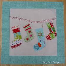 Stocking Designs by Fairyface Designs Christmas Stockings Block Tutorial