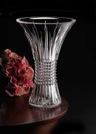 Waterford Vases On Sale Waterford Crystal House Of Waterford Trilogy Lismore Diamond Vase