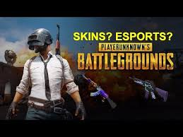 pubg skins skins in pubg can it be an esports game youtube