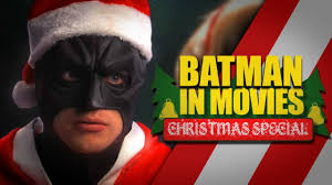 Classic Christmas Movies Batman In Classic Movie Scenes Christmas Special Youtube