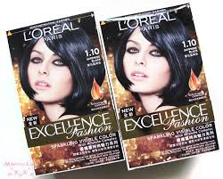 saphire black hair l39oreal paris superior preference hair color kit 2bl black