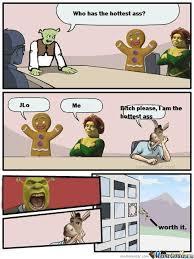 Boardroom Suggestions Meme - boardroom suggestion meme shrek edition by thetrollsapprentice on