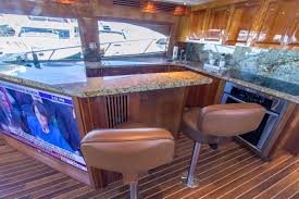 77 ft hatteras 2010 safe passage palm beach denison yacht sales