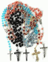 rosaries for sale catholic italian rosaries from italy on sale with free rosary