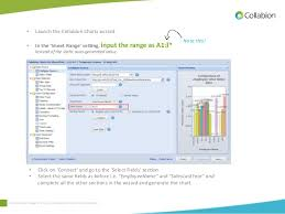 smart sheet range for excel collabion charts for sharepoint