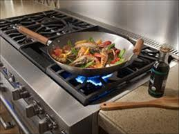 Thermadore Cooktops 48 Inch Professional Series Pro Grand Commercial Depth Dual Fuel