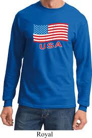 Funny American Flag Shirts Distressed Usa Flag Long Sleeve Shirt Distressed Usa Flag Shirts